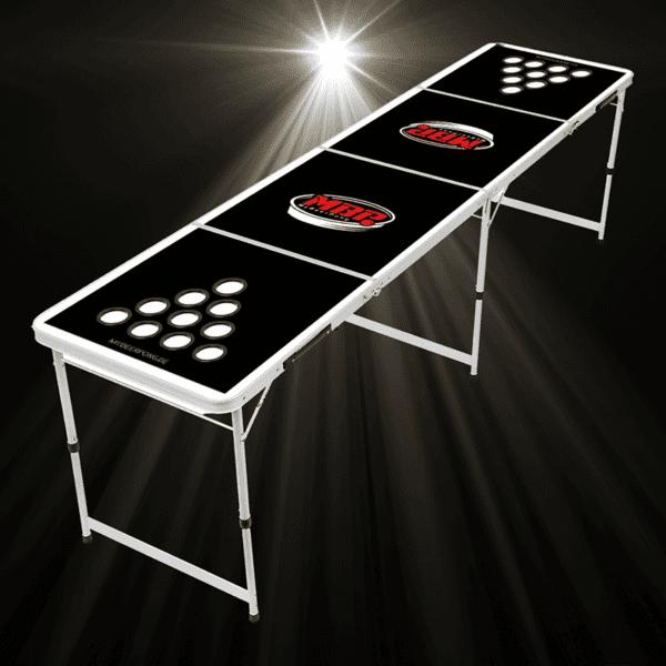 MyBeerPong Original Tisch mit Löchern